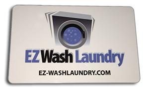 Ez Wash Laundry Bonus Card Ez Wash Laundry Of